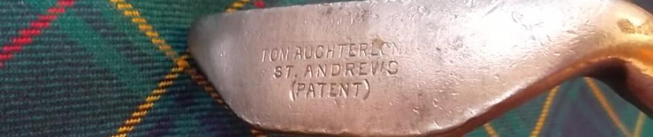 P348 - Tom Auchterlonie of St Andrews